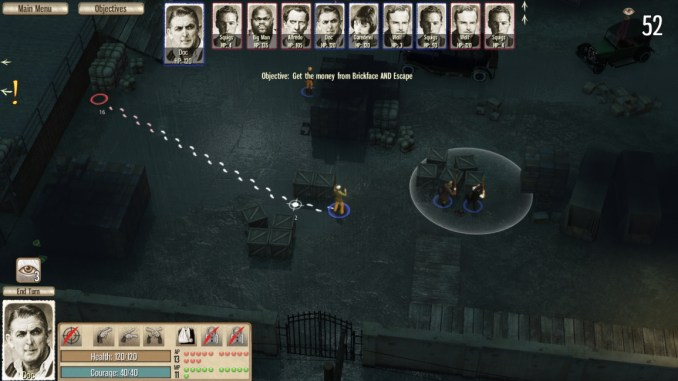 Omerta City Of Gangsters ScreenShot 1
