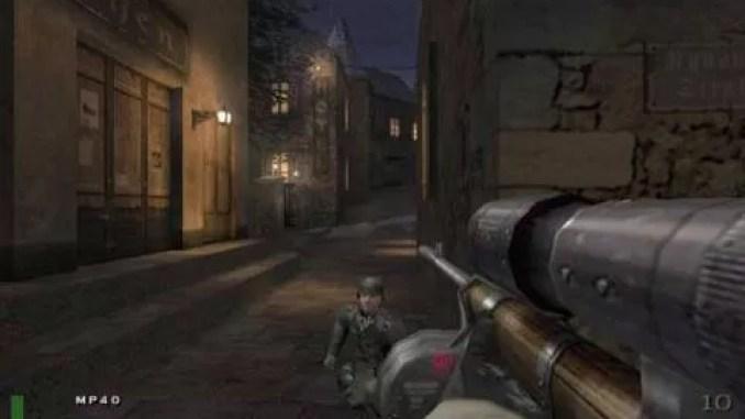 Return to Castle Wolfenstein ScreenShot 2
