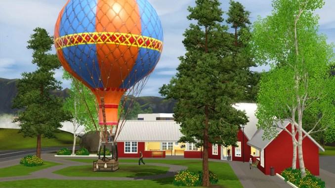 The Sims 3 Aurora Skies ScreenShot 2