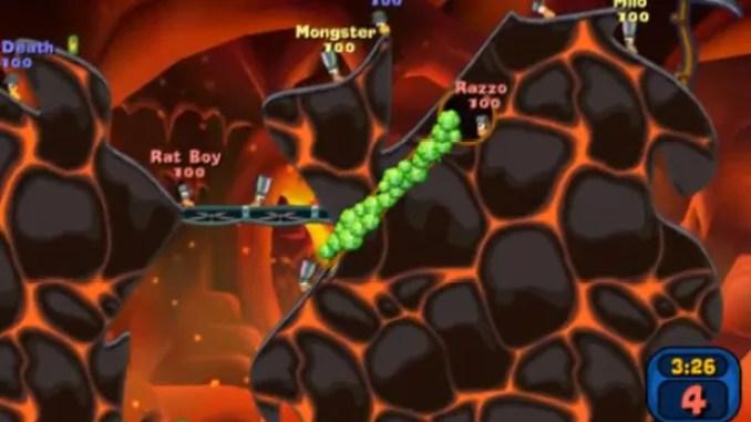 Worms Reloaded ScreenShot 3