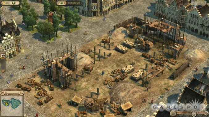 Anno 1404 Dawn of Discovery ScreenShot 1