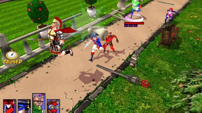 Freedom Force vs the 3rd Reich ScreenShot 2