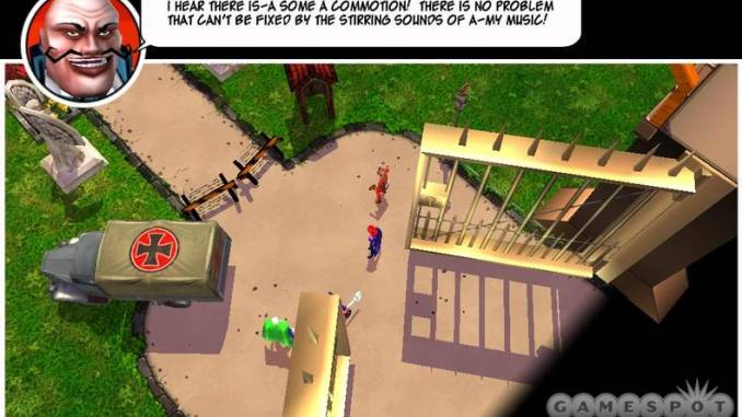 Freedom Force vs the 3rd Reich ScreenShot 3