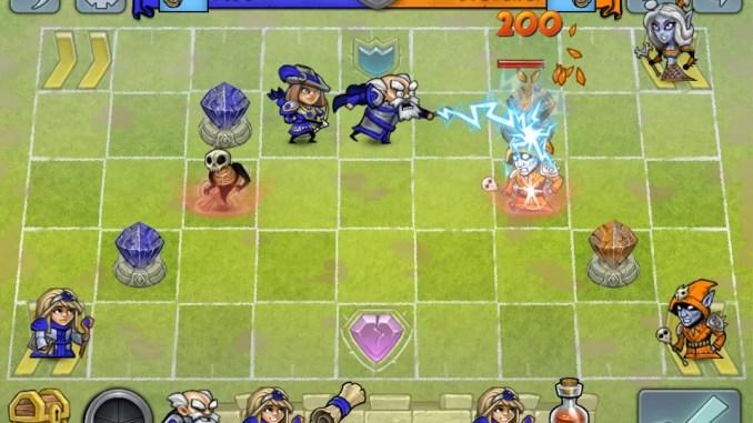 Hero Academy ScreenShot 3