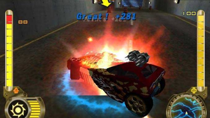 Hot Wheels Velocity X ScreenShot 2