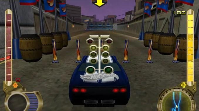 Hot Wheels Velocity X ScreenShot 3