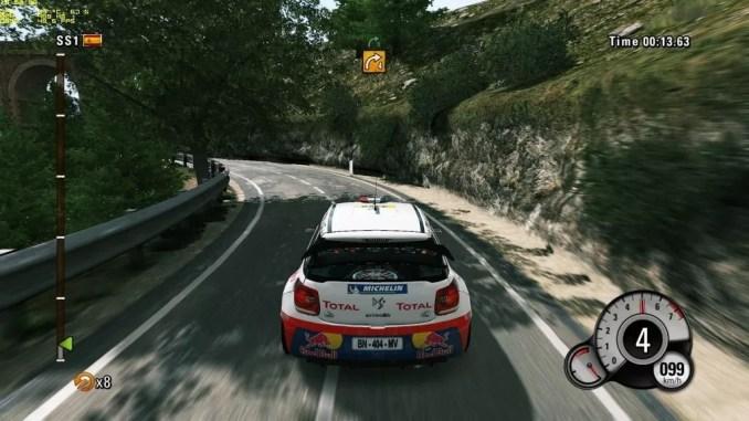 WRC 3 FIA World Rally Championship ScreenShot 2