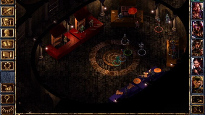 Baldurs Gate Enhanced Edition ScreenShot 3