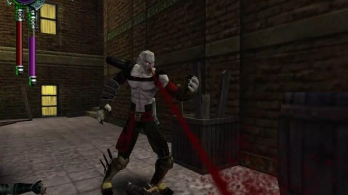 Blood Omen 2 ScreenShot 3