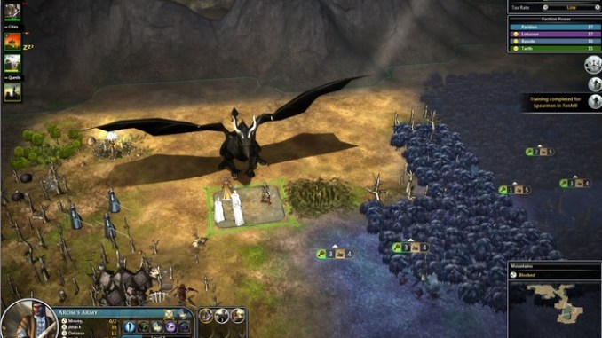 Fallen Enchantress Legendary Heroes ScreenShot 2