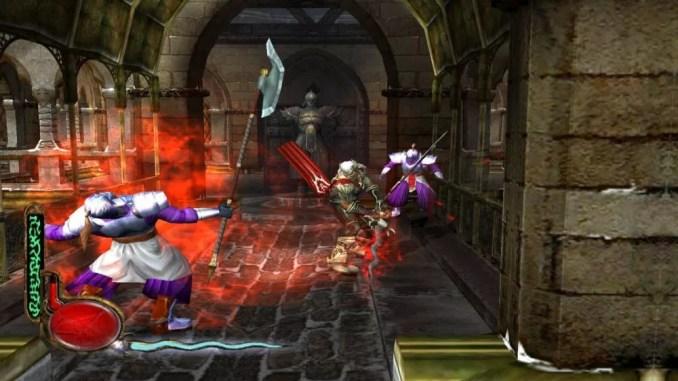 Legacy Of Kain Defiance ScreenShot 1