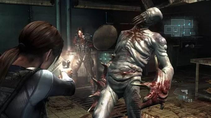 Resident Evil Revelations ScreenShot 2