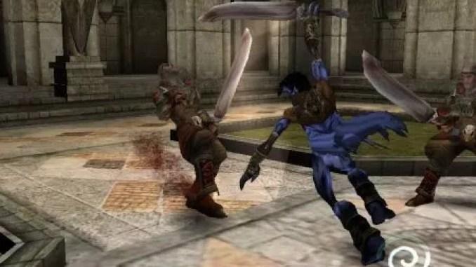 Soul Reaver 2 ScreenShot 1