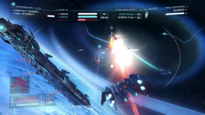 Strike Suit Zero ScreenShot 1