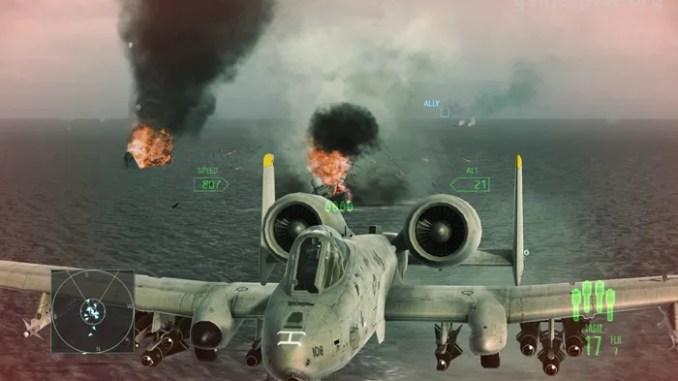 Ace Combat Assault Horizon: Enhanced Edition ScreenShot 3