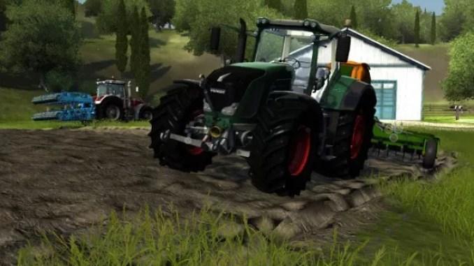 Agricultural Simulator 2013 ScreenShot 1