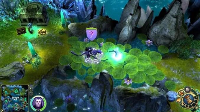 Might and Magic Heroes VI ScreenShot 1
