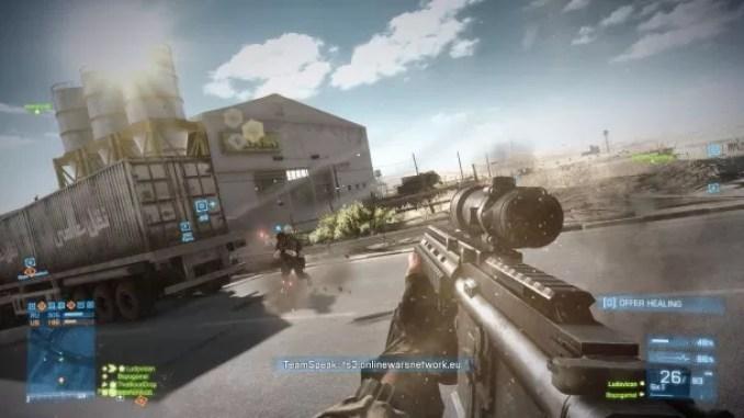 Battlefield 4 Game ScreenShot 1