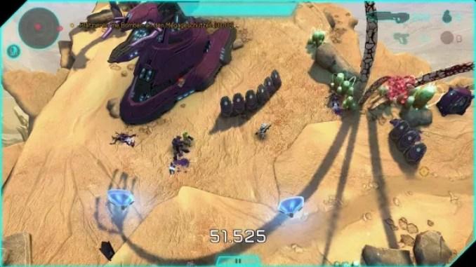 Halo: Spartan Assault ScreenShot 1