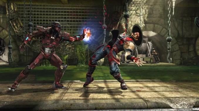 Mortal Kombat Komplete Edition ScreenShot 1
