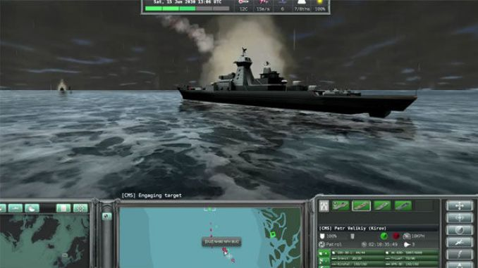 Naval War Arctic Circle ScreenShot 1