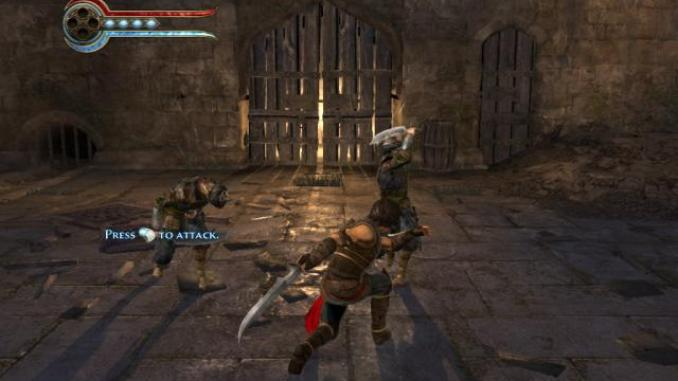 Prince of Persia The Forgotten Sands ScreenShot 2