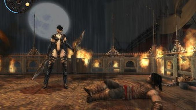 Prince of Persia Warrior Within ScreenShot 1