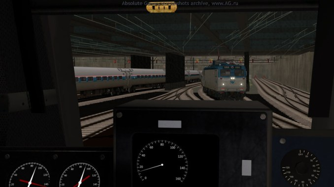 Railworks 3 Train Simulator 2012 Deluxe ScreenShot 2