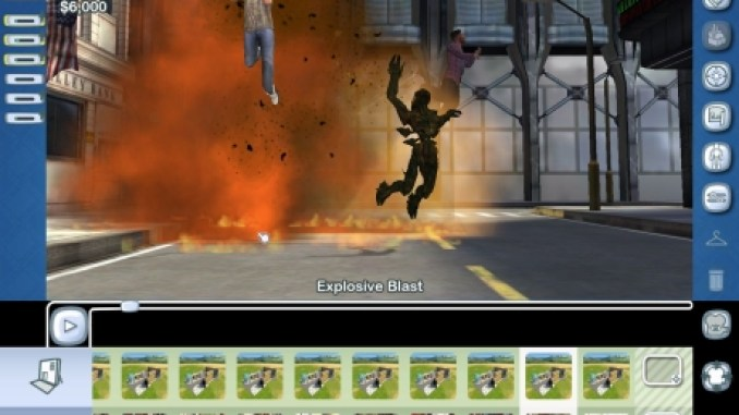 The Movies Stunts and Effects Expansion Pack ScreenShot 1