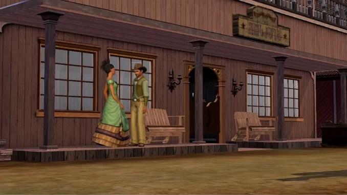 The Sims 3 Movie Stuff ScreenShot 1