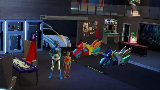 The Sims 3 Movie Stuff ScreenShot 3