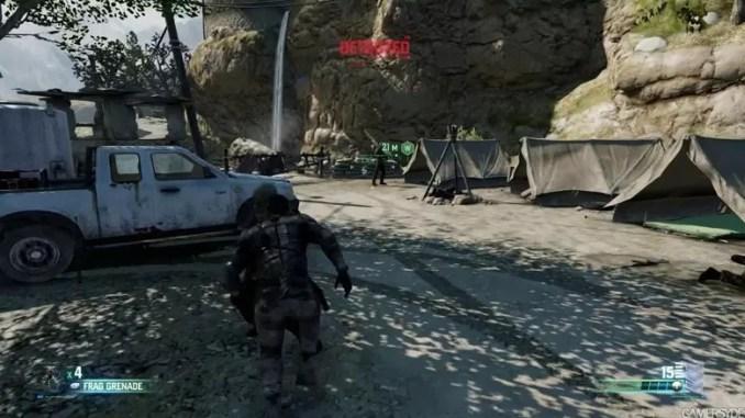 Tom Clancys Splinter Cell Blacklist ScreenShot 3