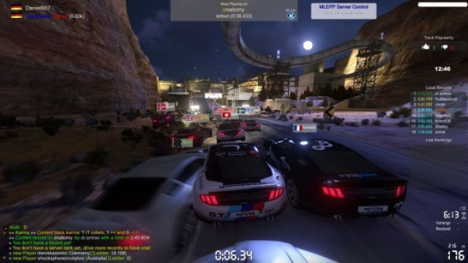 Trackmania 2: Canyon ScreenShot 3