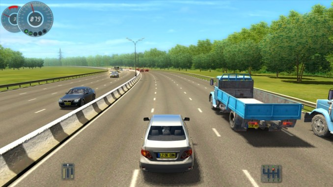 City Car Driving ScreenShot 1