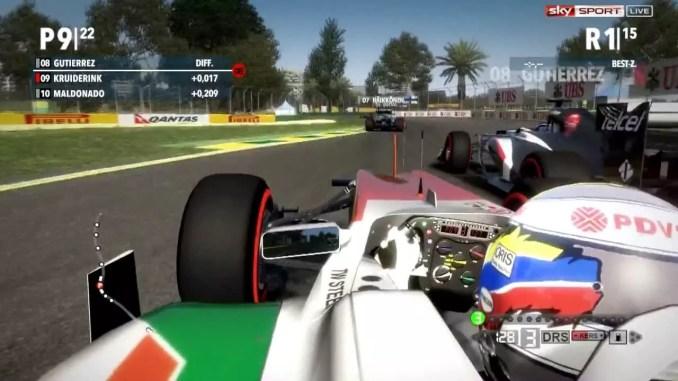 F1 2013 ScreenShot 3