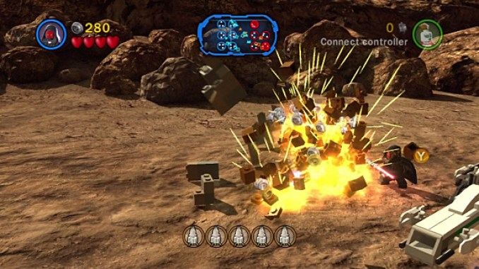 Lego Star Wars III The Clone Wars ScreenShot 3