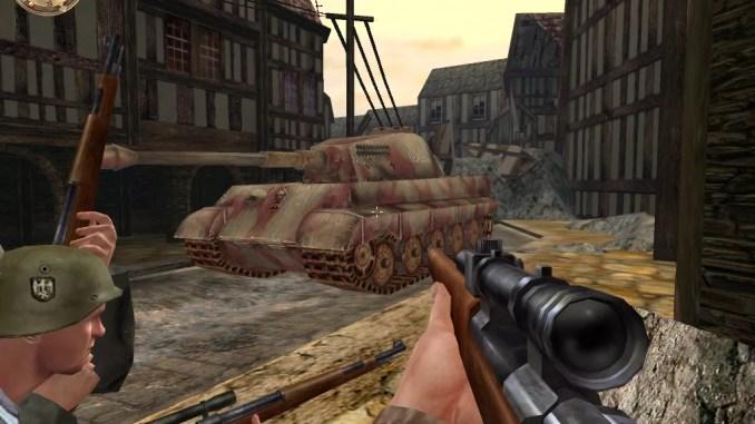 Medal of Honor Allied Assault War Chest ScreenShot 3