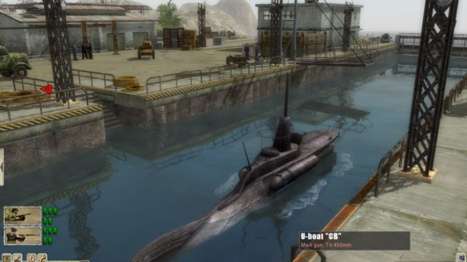Men of War Red Tide ScreenShot 2
