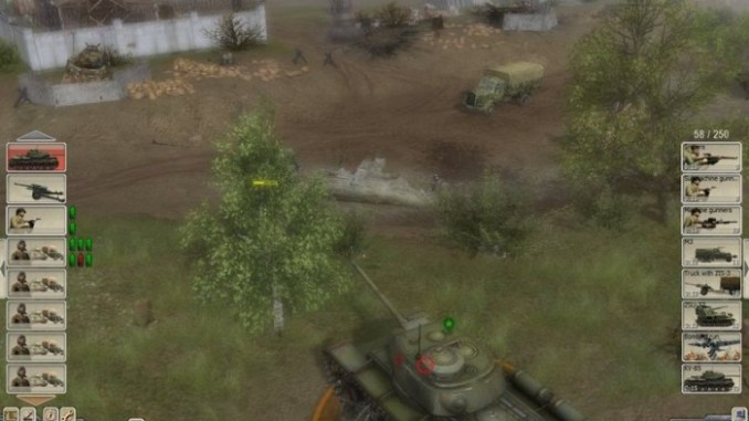 Men of War ScreenShot 2