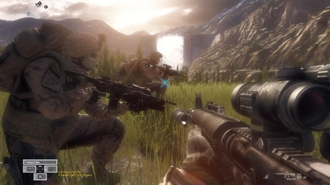 Operation Flashpoint Red River ScreenShot 1