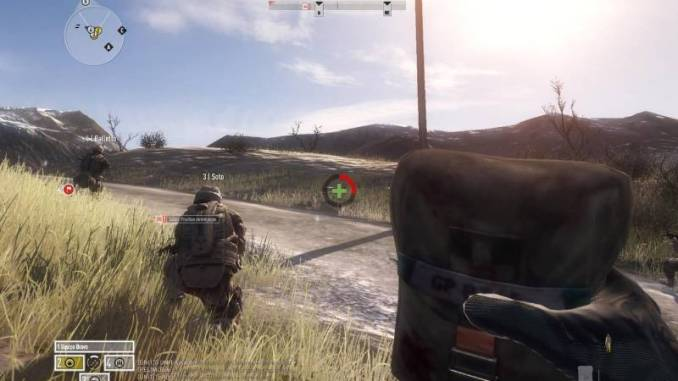 Operation Flashpoint Red River ScreenShot 3