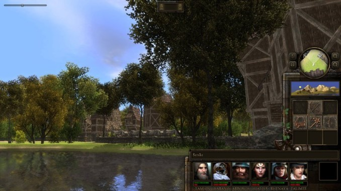 Realms of Arkania Blade of Destiny ScreenShot 3