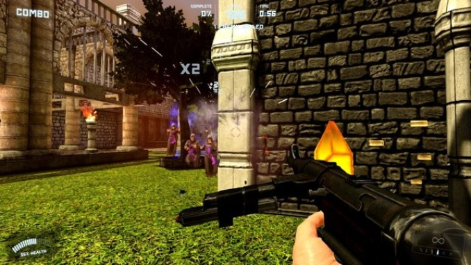 Rise of the Triad ScreenShot 2