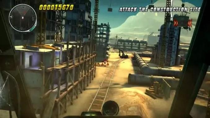 Thunder Wolves ScreenShot 2