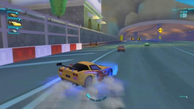 Cars 2 The Video Game ScreenShot 2