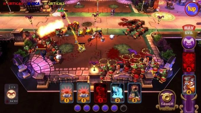 Dungeonland ScreenShot 3