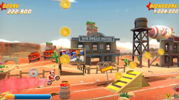 Joe Danger 2 The Movie ScreenShot 3
