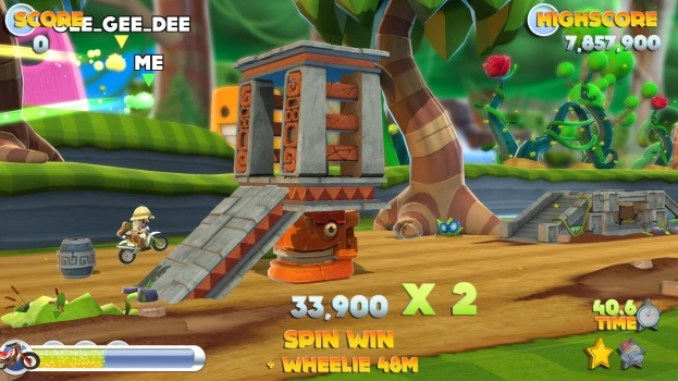 Joe Danger ScreenShot 3