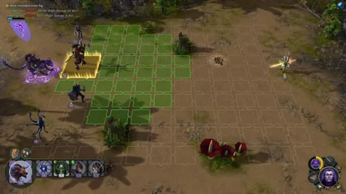Might and Magic Heroes VI Shades of Darkness ScreenShot 1