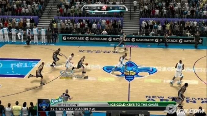NBA 2K10 ScreenShot 1